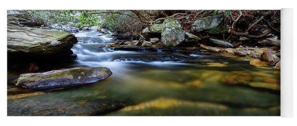 Dreamy Creek Yoga Mat