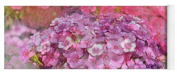 Dreamy Florals Yoga Mat