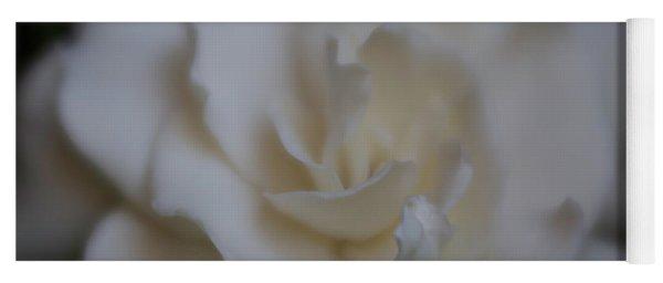 Dreamy Gardenia Yoga Mat