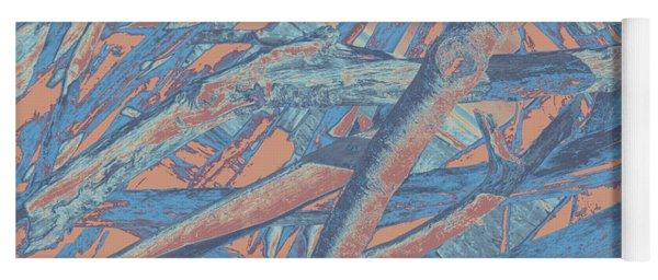 Driftwood #4 Yoga Mat