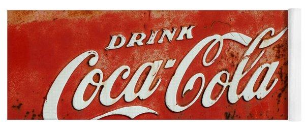 Drink Coca Cola  Yoga Mat