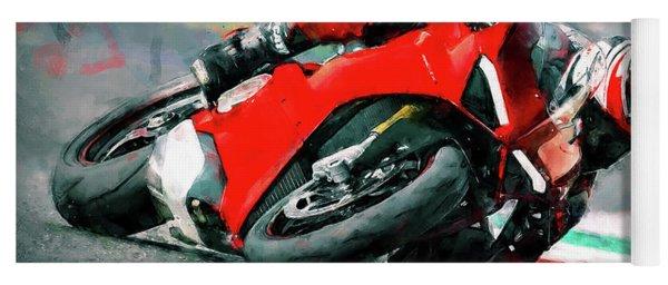 Ducati Panigale V4 - 01 Yoga Mat