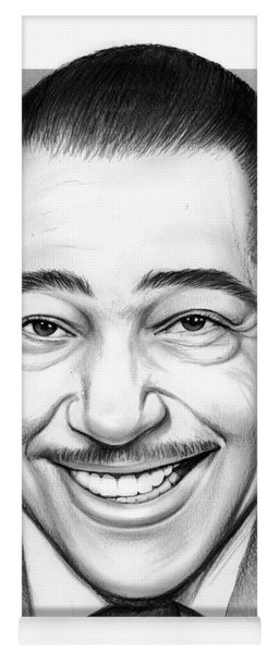Duke Ellington 2 Yoga Mat