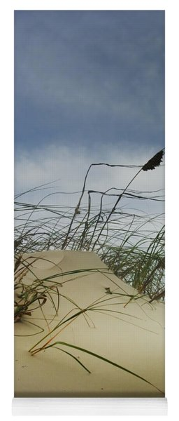 Dune And Beach Grass Yoga Mat