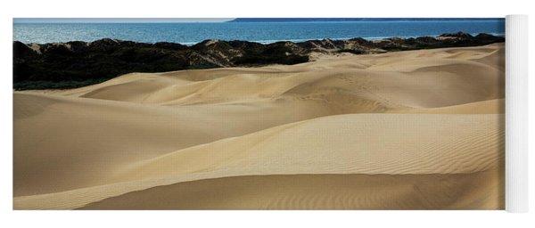 Dunes To Point Buchon Yoga Mat