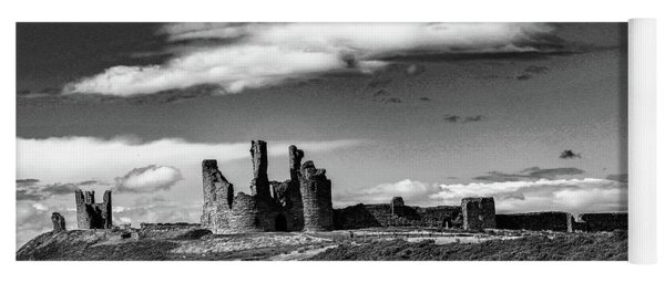 Dunstanburgh Castle Yoga Mat