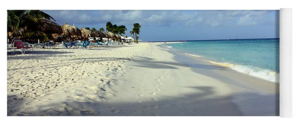 Eagle Beach Aruba Yoga Mat