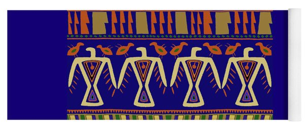 Eagle Dancer Spirits Yoga Mat