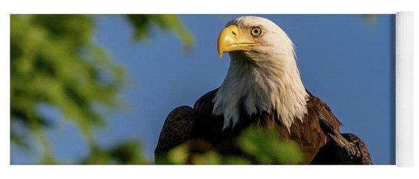 Eagle Eye Yoga Mat