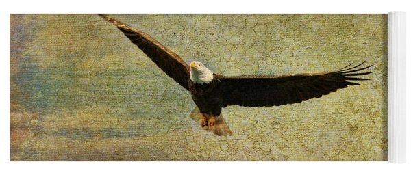 Eagle Medicine Yoga Mat