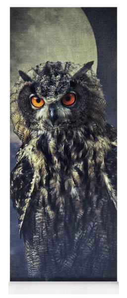 Eagle Owl Yoga Mat