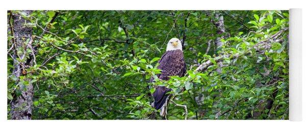 Eagle Watch Yoga Mat