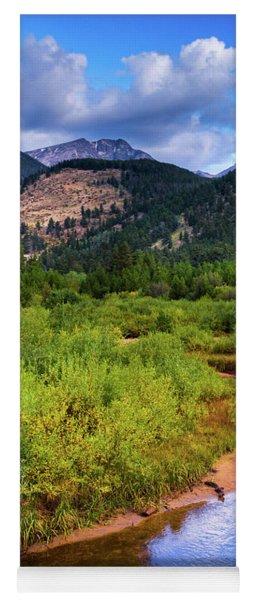 Early Autumn In Colorado Yoga Mat