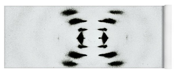 Early Image Of Dna Yoga Mat