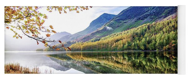 Early Morning Buttermere Yoga Mat