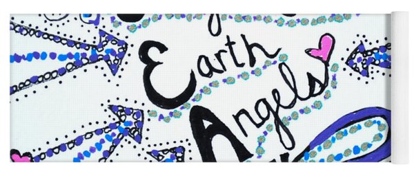 Earth Angel Yoga Mat