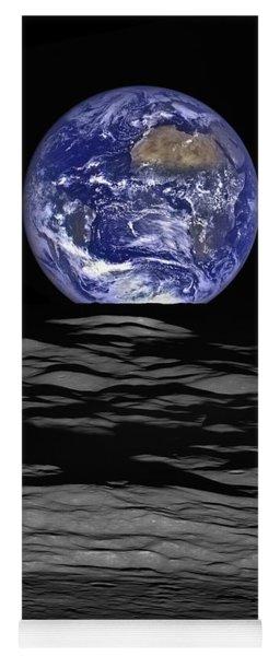 Earthrise Yoga Mat
