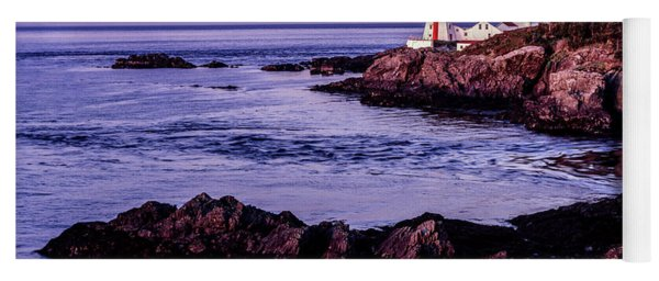 East Quoddy Head, Canada Yoga Mat