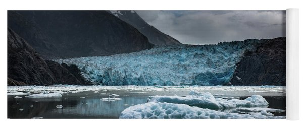 East Sawyer Glacier Yoga Mat