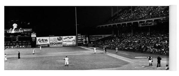 Ebbets Field, 1957 Yoga Mat
