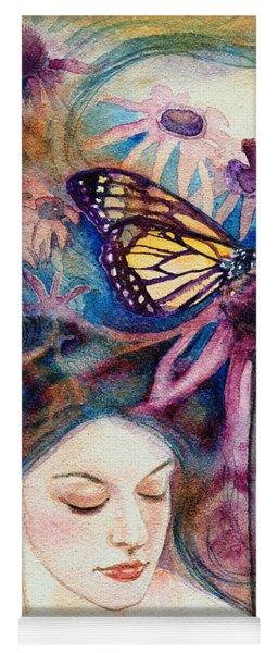 Echinacea Yoga Mat