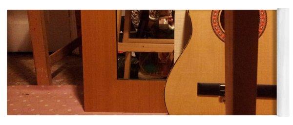 Edgeworth Acoustic Guitar Yoga Mat
