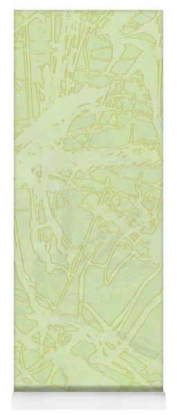 Edition 1 Lime Sorbet Yoga Mat