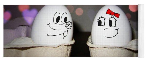 Egg Love Yoga Mat