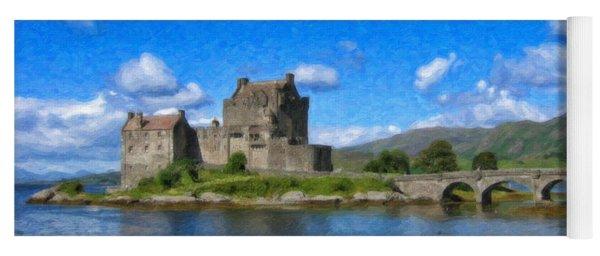 Eilean Donan Castle - Sct671252 Yoga Mat