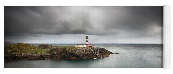 Eilean Glas Lighthouse, Scalpay Yoga Mat