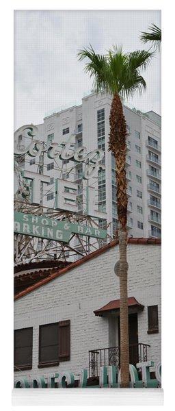 El Cortez Hotel Las Vegas Yoga Mat