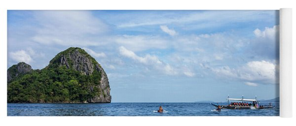 El Nido Islands Yoga Mat