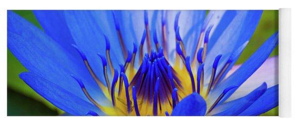 Electric Lily Yoga Mat