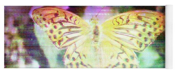 Electronic Wildlife  Yoga Mat