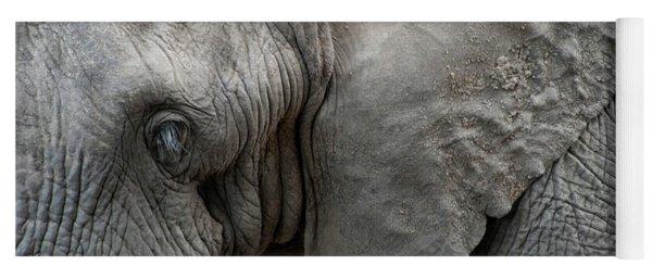 Elephant 2 Yoga Mat