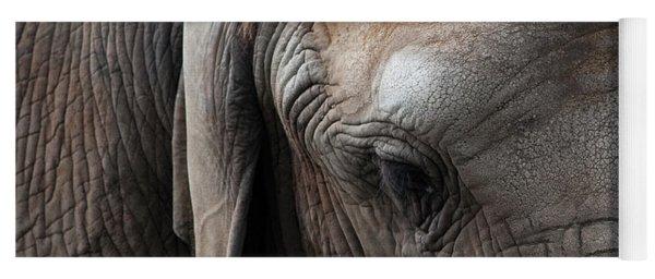 Elephant Eye Yoga Mat