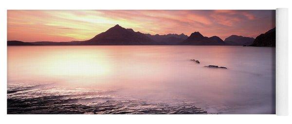Elgol Sunset Yoga Mat