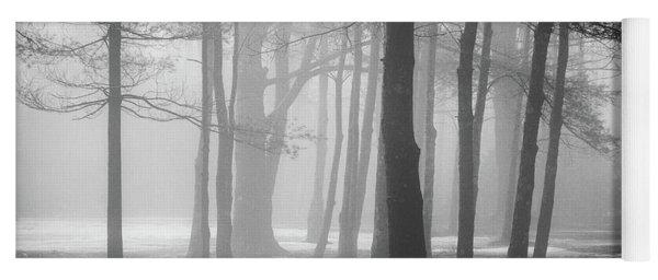 Ellacoya Fog - January Thaw Yoga Mat