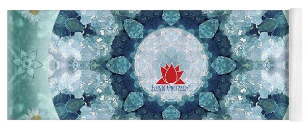 Eloquence-logo Yoga Mat