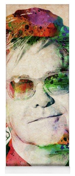 Elton John Yoga Mat