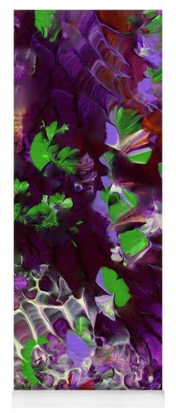Emerald Butterflies Of Costa Rica Yoga Mat