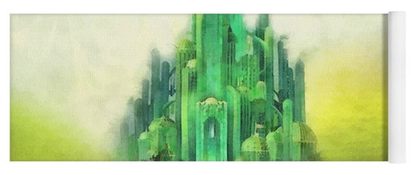 Emerald City Yoga Mat