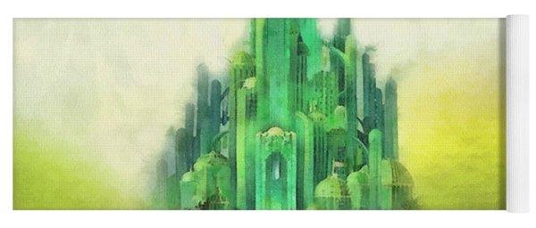 Emerald City Yoga Mat