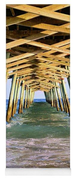 Emerald Isles Pier Yoga Mat