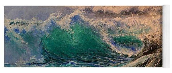 Emerald Sea Yoga Mat