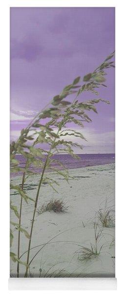 Emma Kate's Purple Beach Yoga Mat
