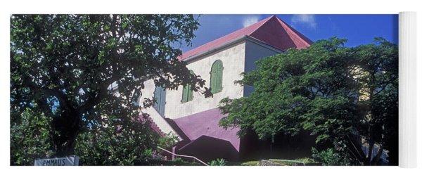 Emmaus Moravian Church Yoga Mat