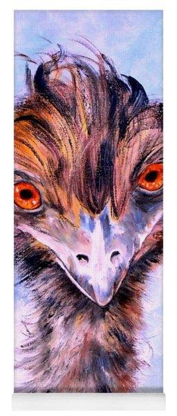 Emu Eyes Yoga Mat