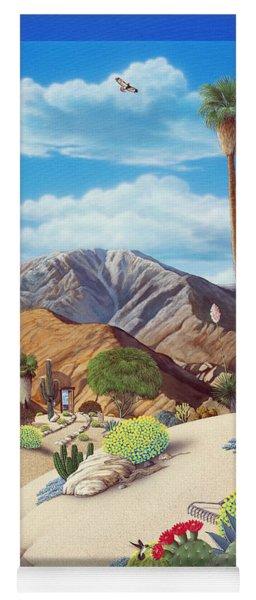Enchanted Desert Yoga Mat