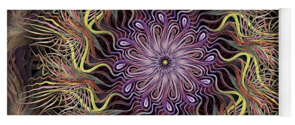 Enchanted Florist Yoga Mat
